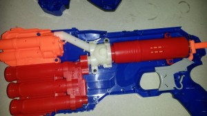 Internals of the Dual Strike.