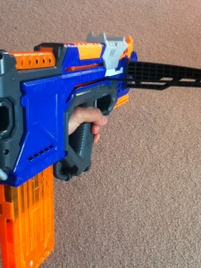 FPS shot of the Crossbolt.