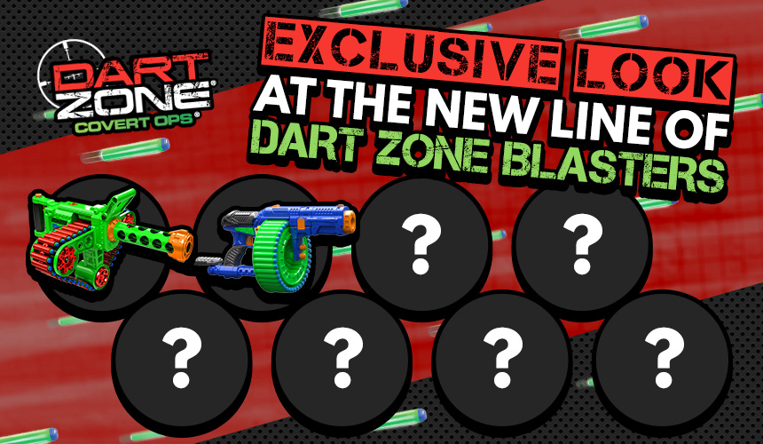 Dart Zone Fall 16 Products