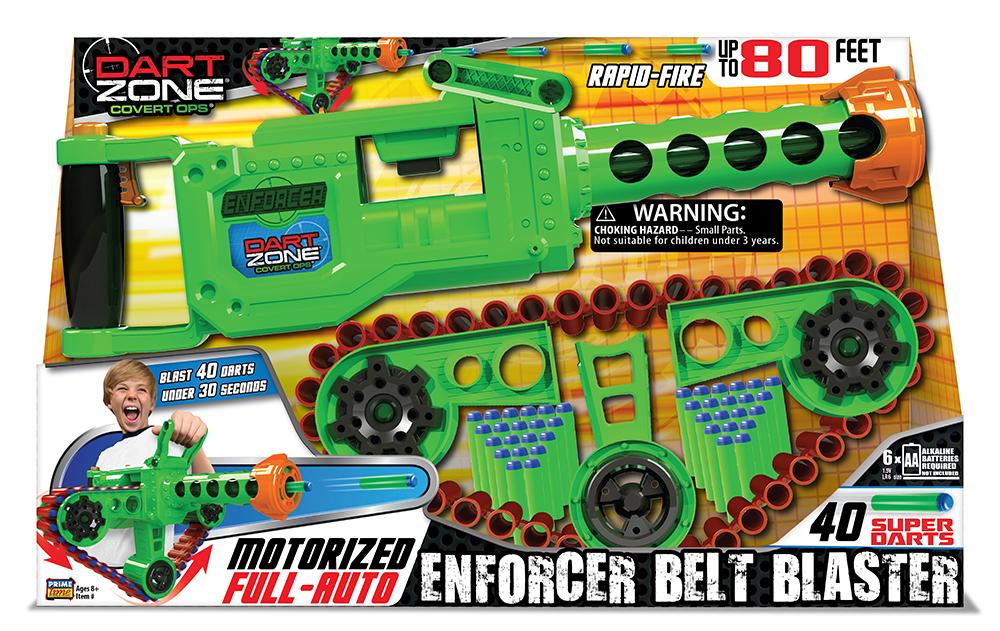 Dart Zone Enforcer Package
