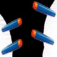 Nerf Gun Arsenal NERF DARTS   Blaster H...