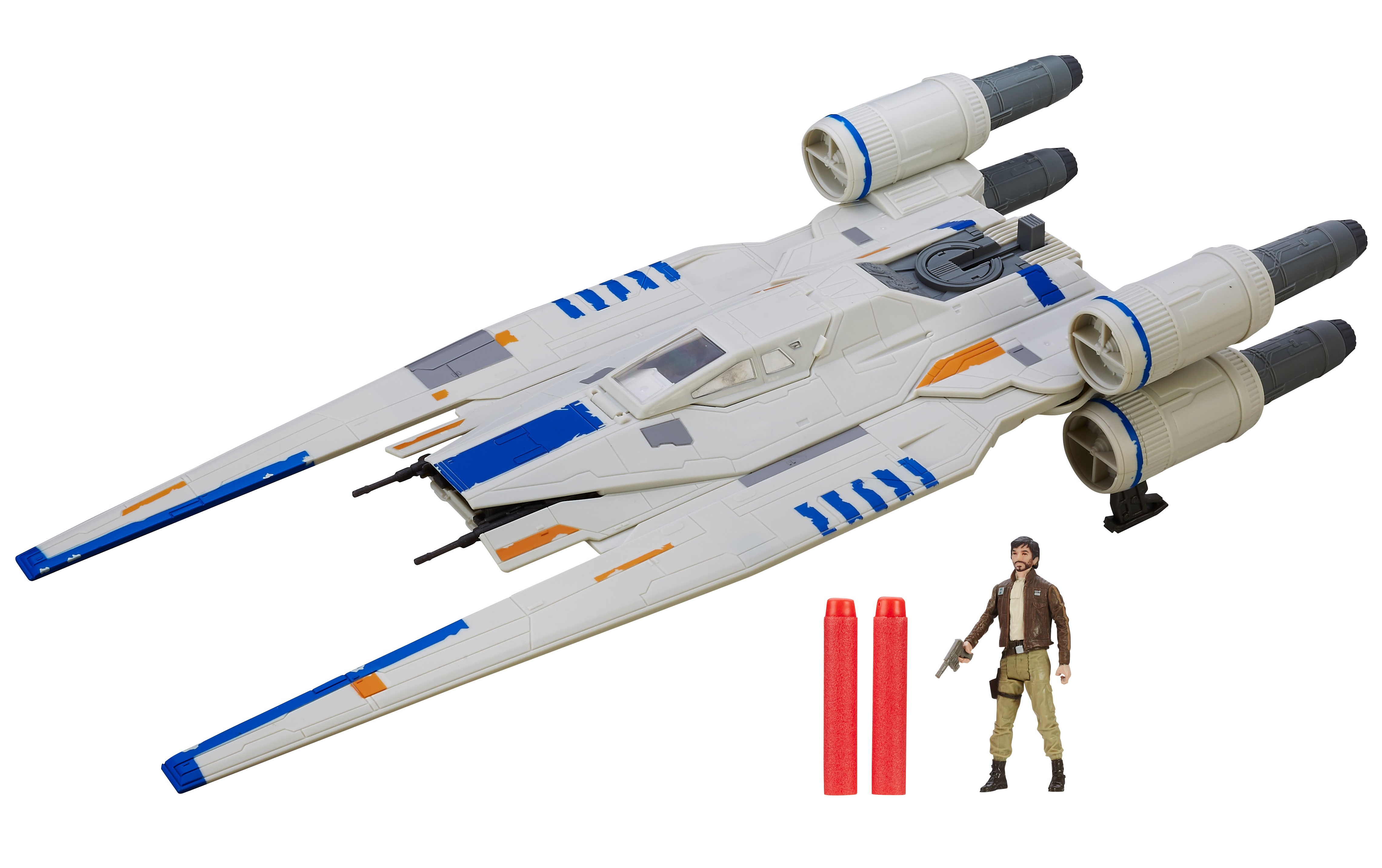 Nerf Star Wars Rogue One 3.75-inch Rebel U-Wing Fighter ($49.99)