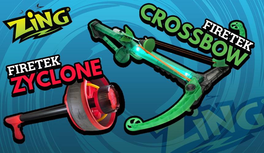 New ZING Firetek Zyclone