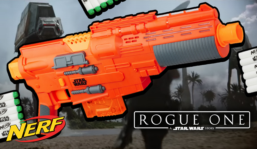 Star Wars: Rogue One Nerf Blaster Line-Up