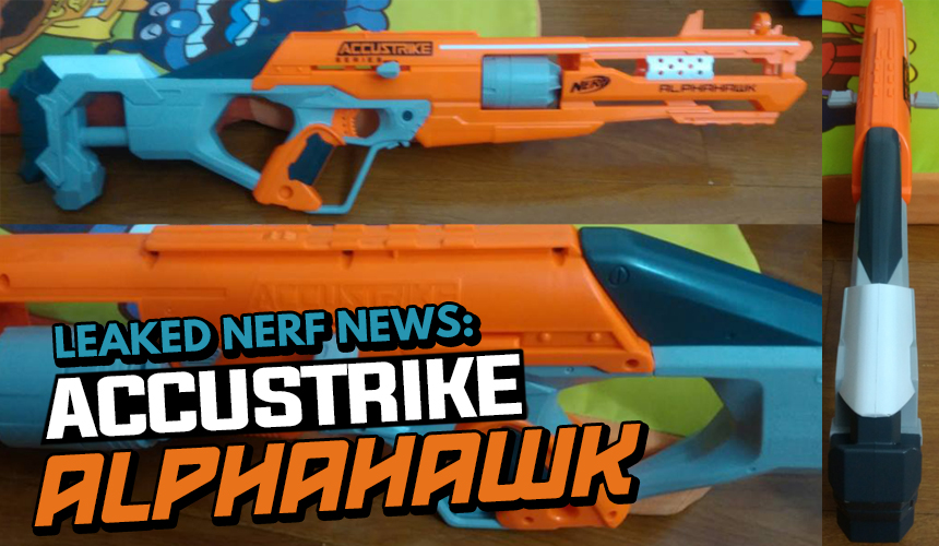 Nerf AlphaHawk Mod - Pulse Rifle by drweesnaw ...