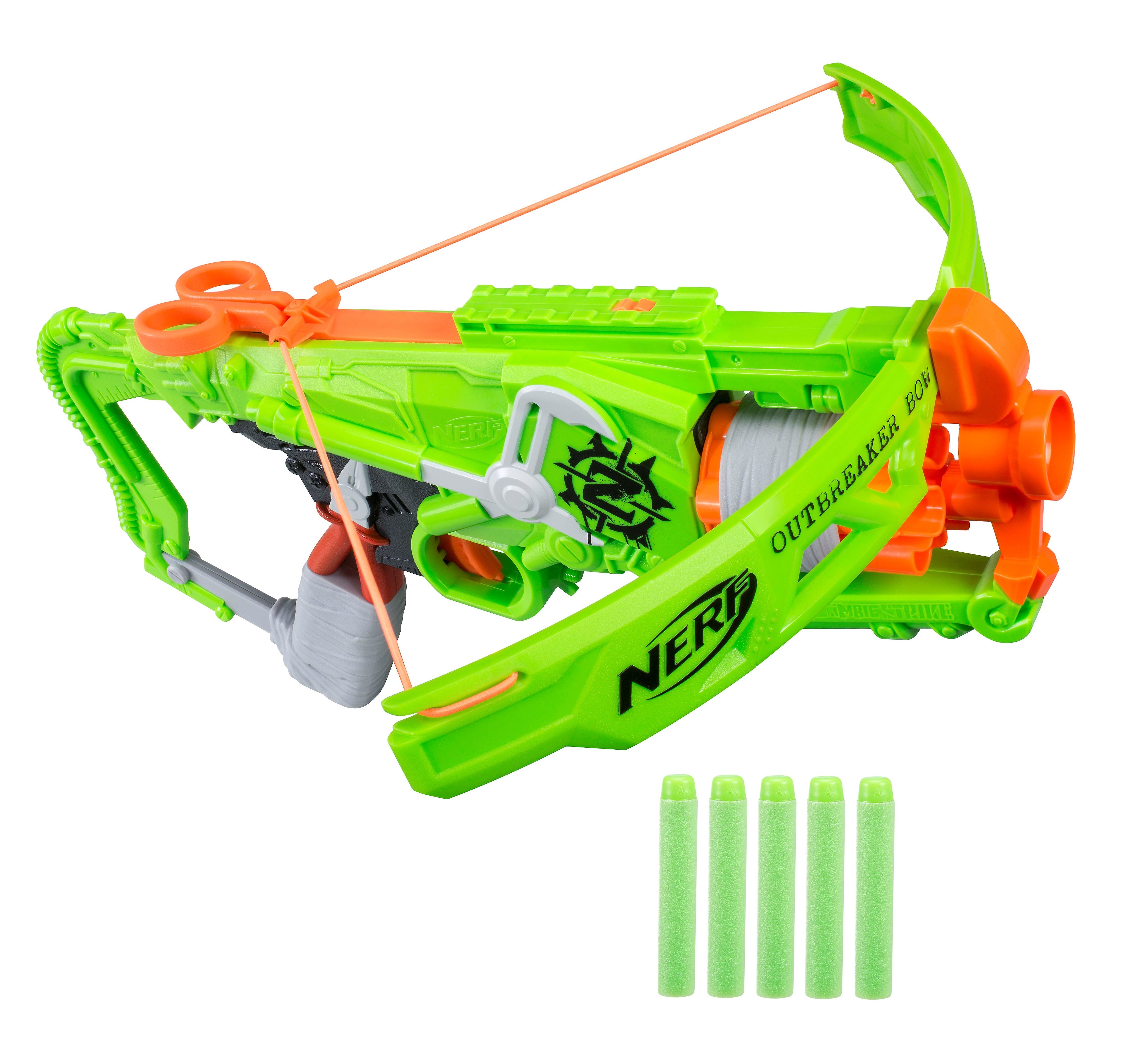 Nerf Spring 17 Official Product Details Blaster Hub