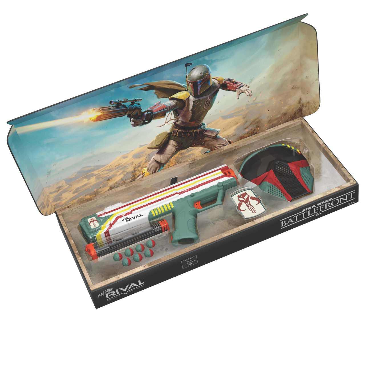 Nerf News Star Wars Battlefront Apollo Blaster Set