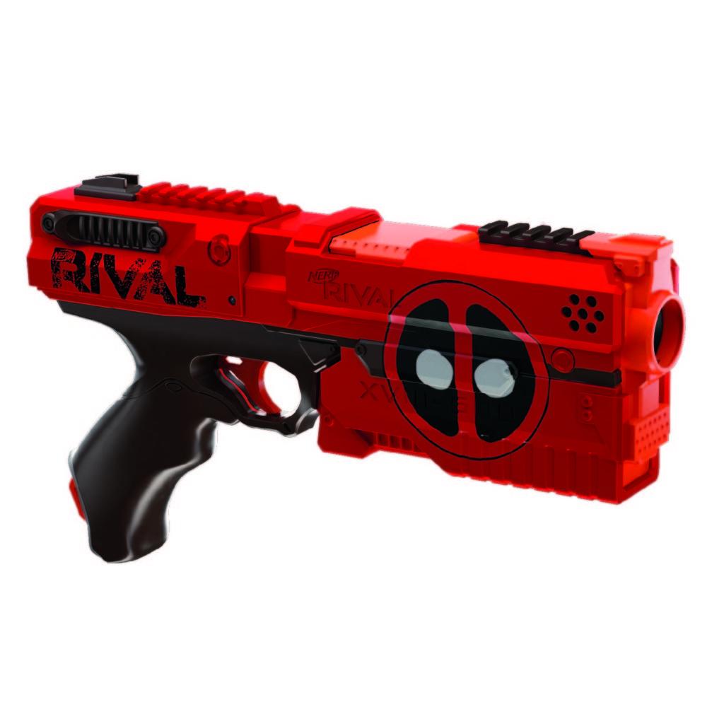 Nerf Rival Deadpool Kronos XVII-500 Blaster 2