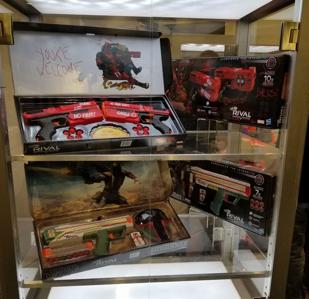 gamestop exclusive blasters