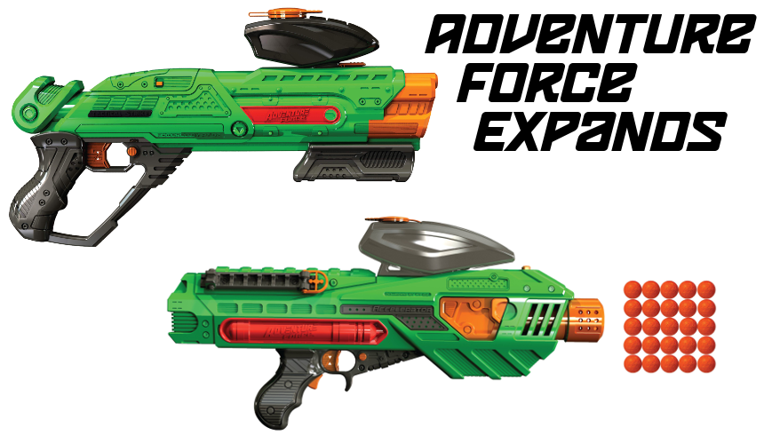 Adventure Force v. Rival: The Conflict Expands!