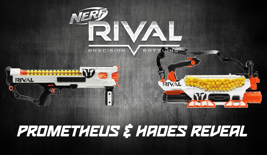 Buy Nerf MXVI-4000 Rival Khaos Blaster Online at Low Prices in India -  Amazon.in