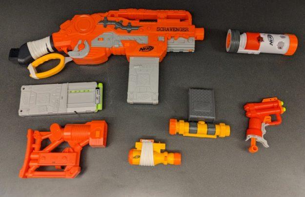 Scravenger2 625x404 Blaster Hub