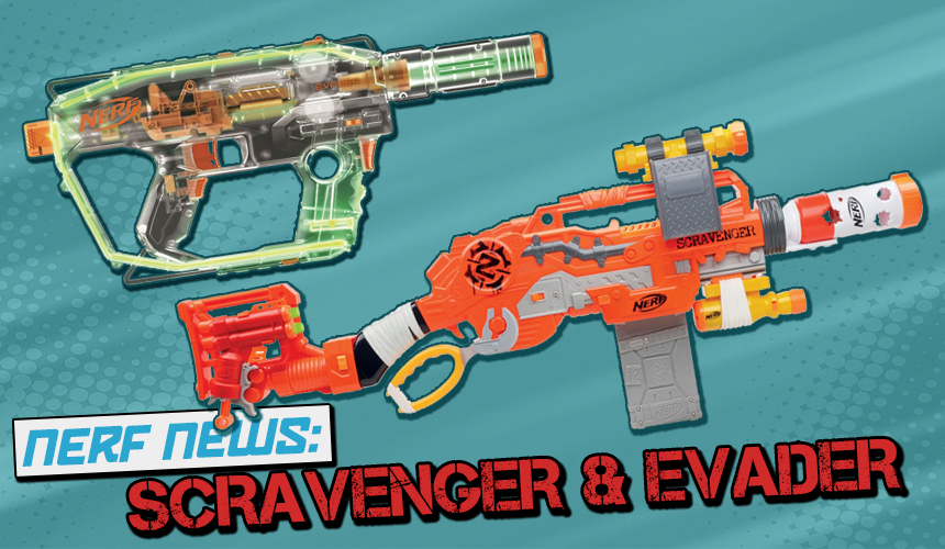 scravenger and evader