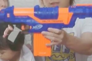 Delta-Trooper Blaster